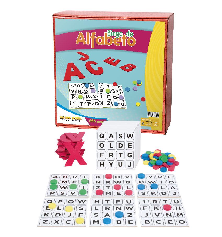 Bingo do alfabeto