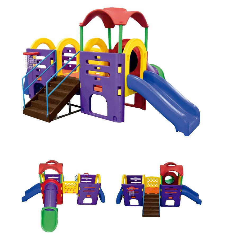 Playground 4 atividades