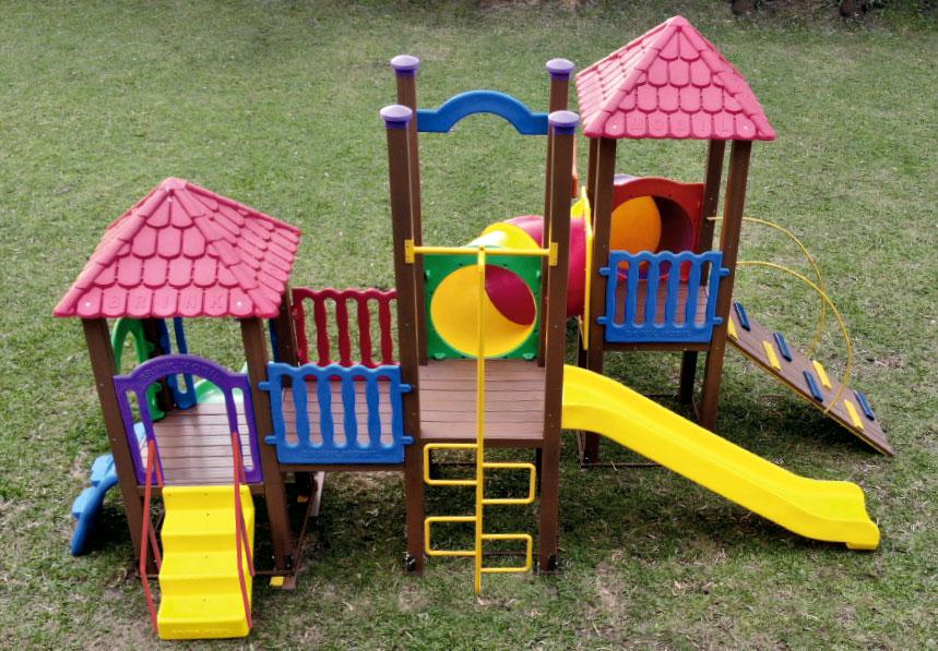 Playground 8 atividades