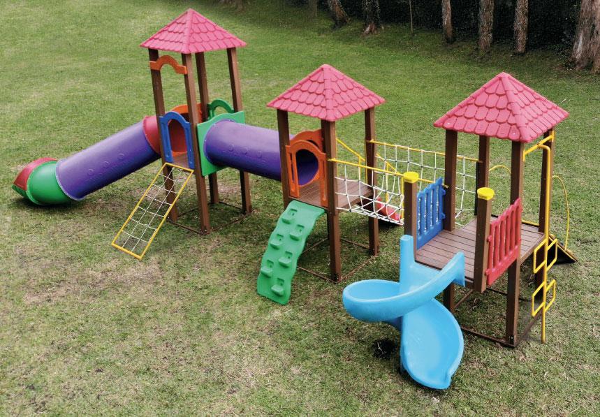 Playground 10 atividades