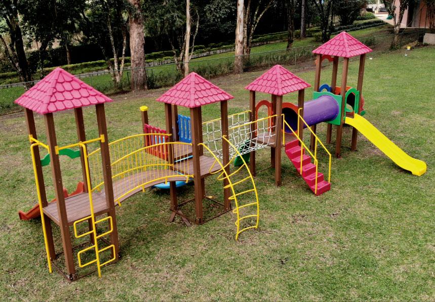 Playground 13 atividades
