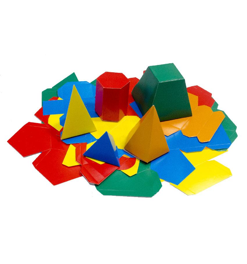 Sólidos geométricos planificado