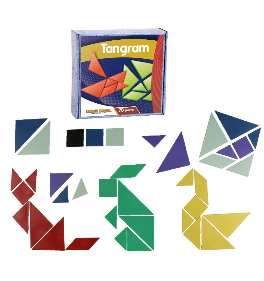 Tangram quadrado