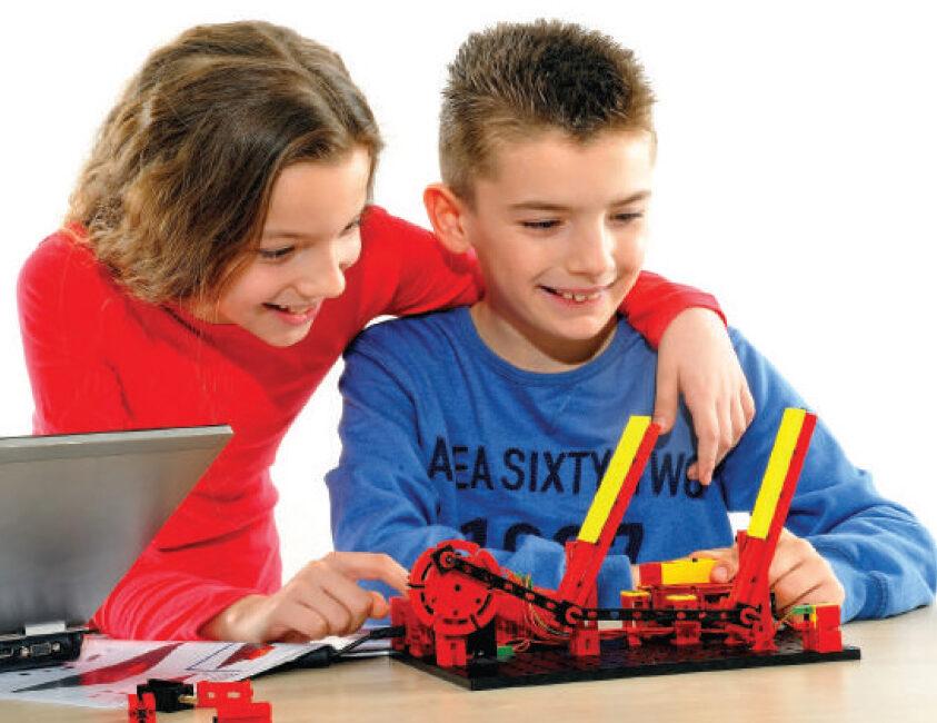 Laboratório de robótica educacional