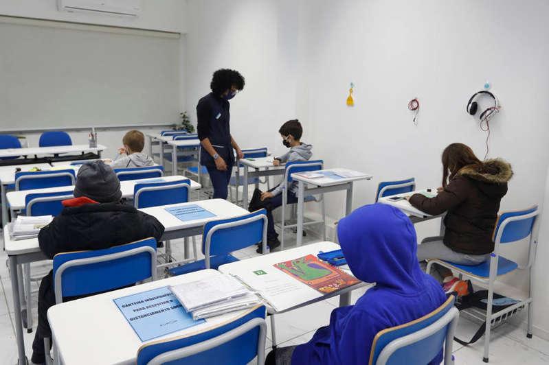 Educação durante a pandemia de covid-1